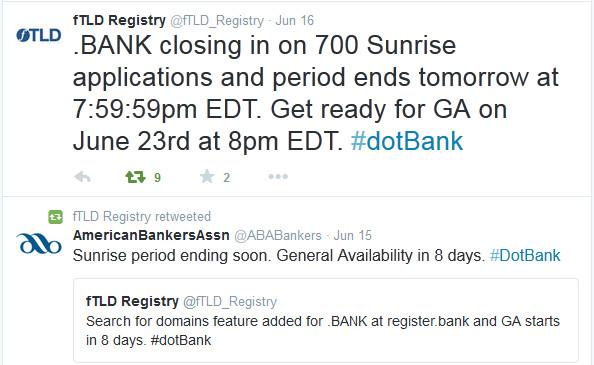 .BANK Doing Surprisingly Well in Sunrise - www.nicenic.net
