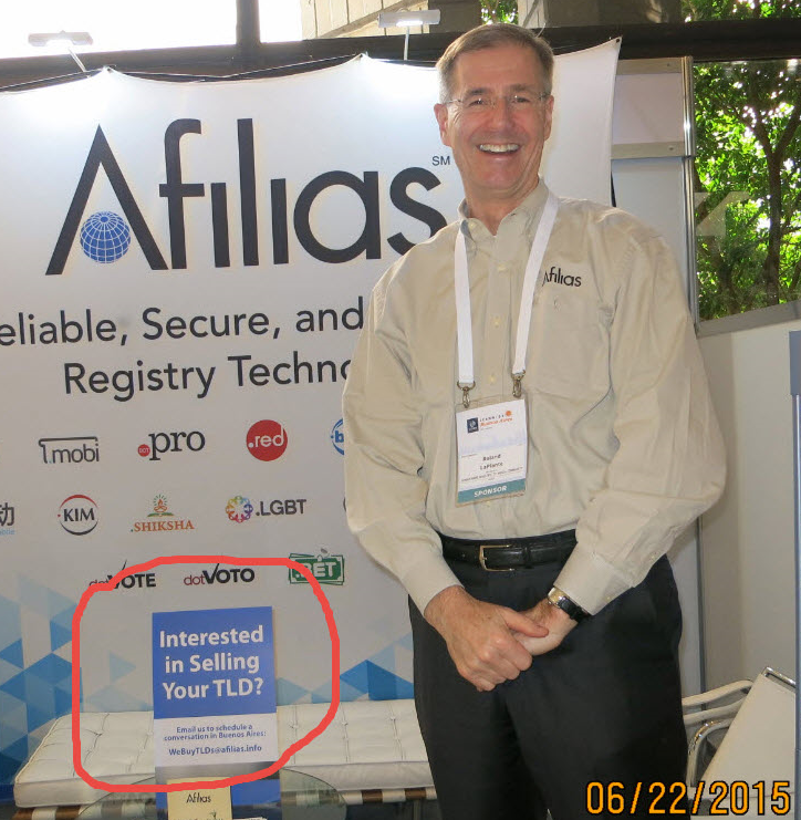 Afilias wants to buy your failed gTLD - www.nicenic.net