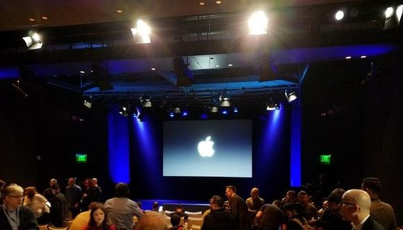 苹果新品发布会2016