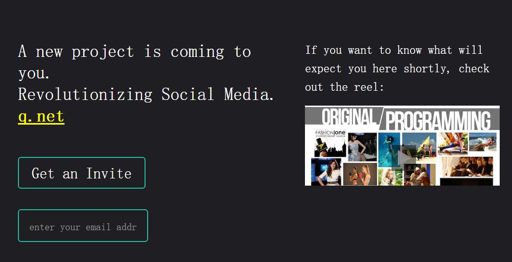 q.net网站