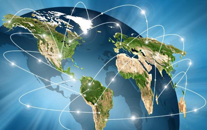 网络连通世界