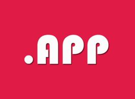 app域名