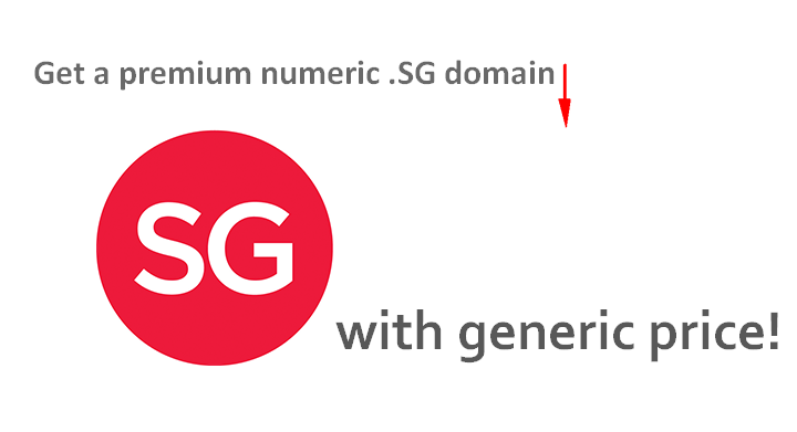 15000+ Premium .SG Domains Available with Generic Price! - www.nicenic.net