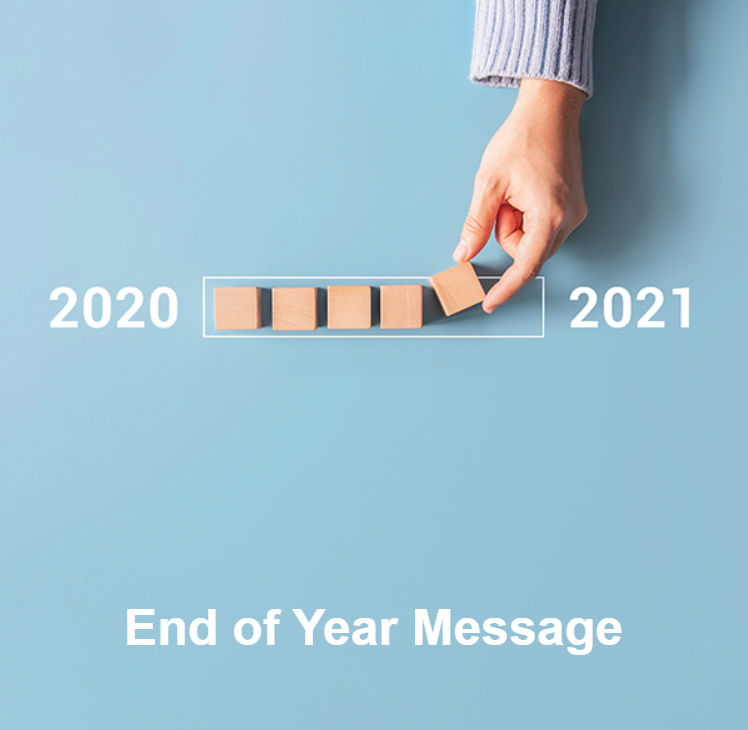 End of Year Message from NiceNIC.NET